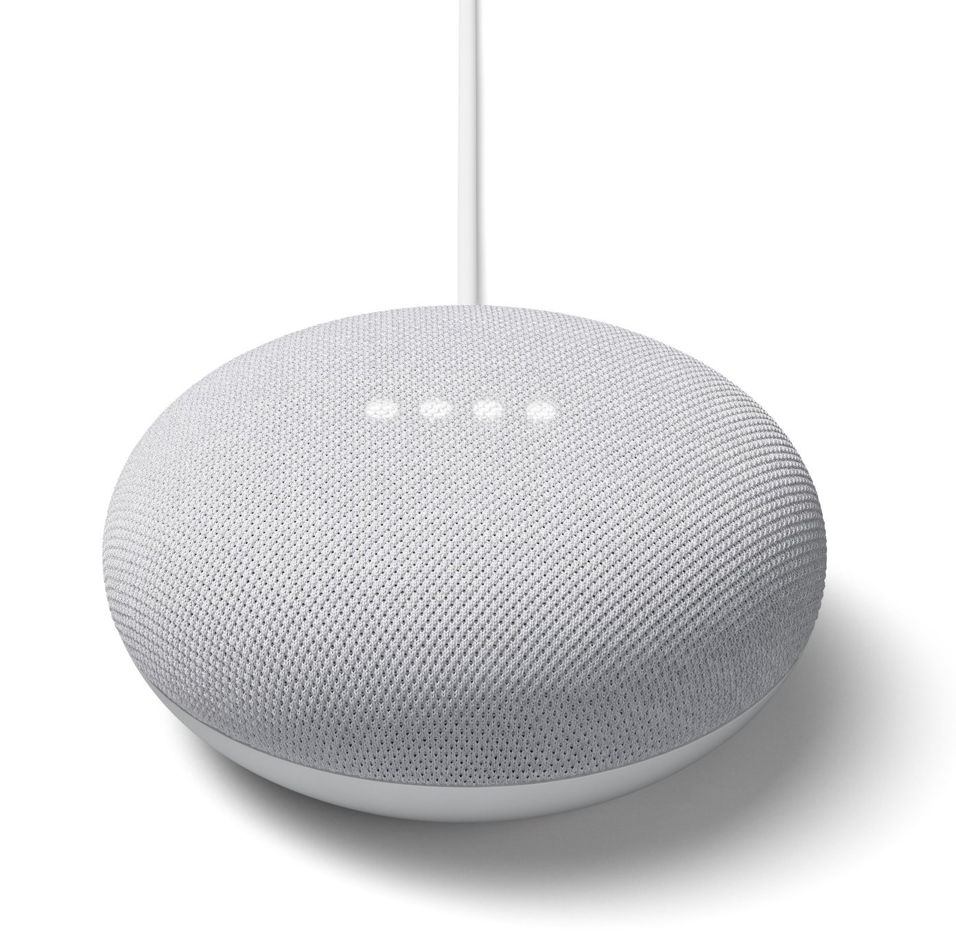 Google Nest Mini (2nd generation)  - Chalk