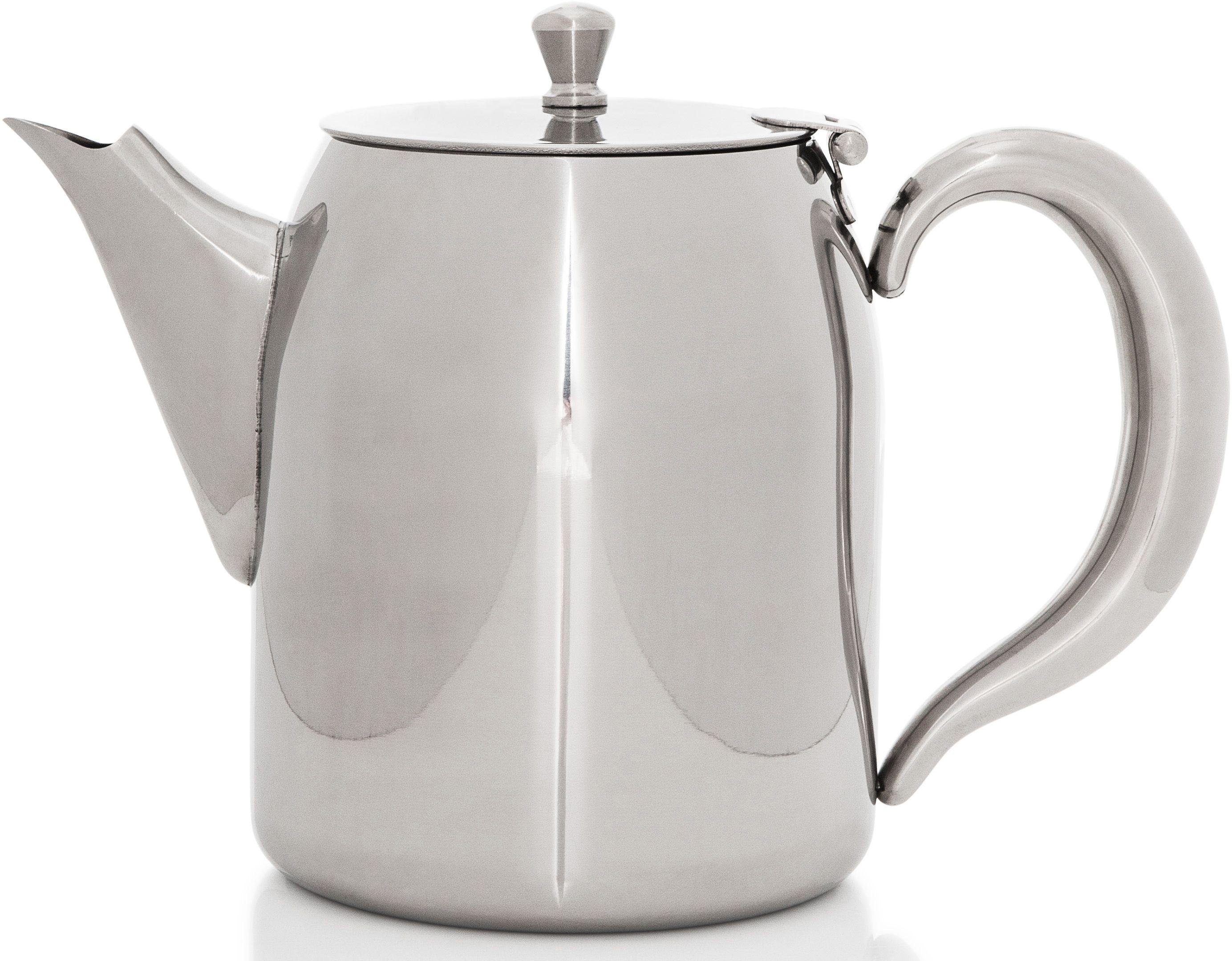 Image of Sabichi Classic Stainless Steel Teapot 1300ml.