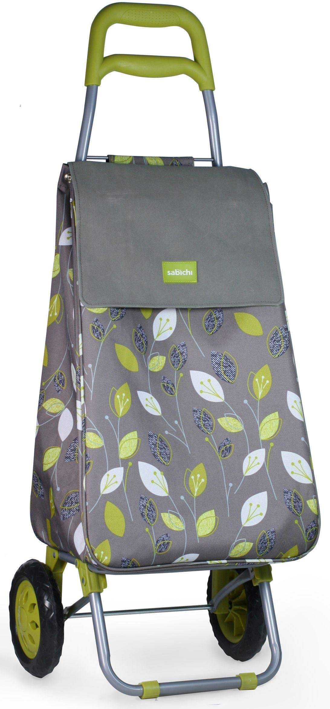 SALE on Sabichi - Lemongrass Shopping Trolley