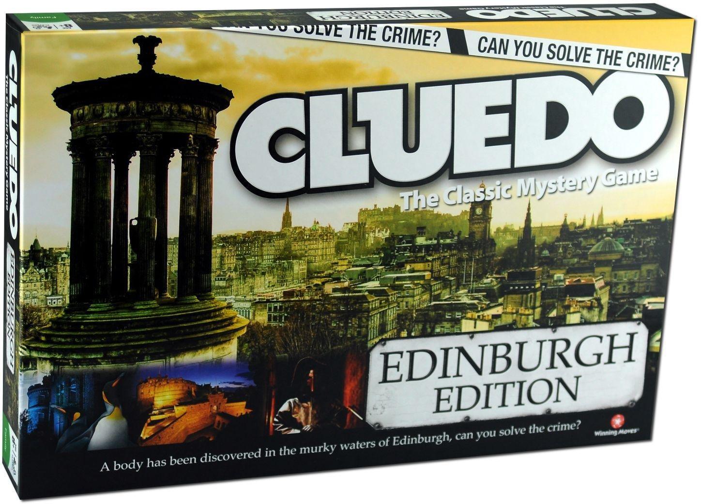 Image of Edinburgh Cluedo.