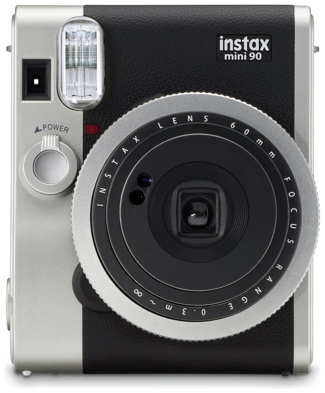 Image of Fujifilm Instax Mini 90 with 10 shots.