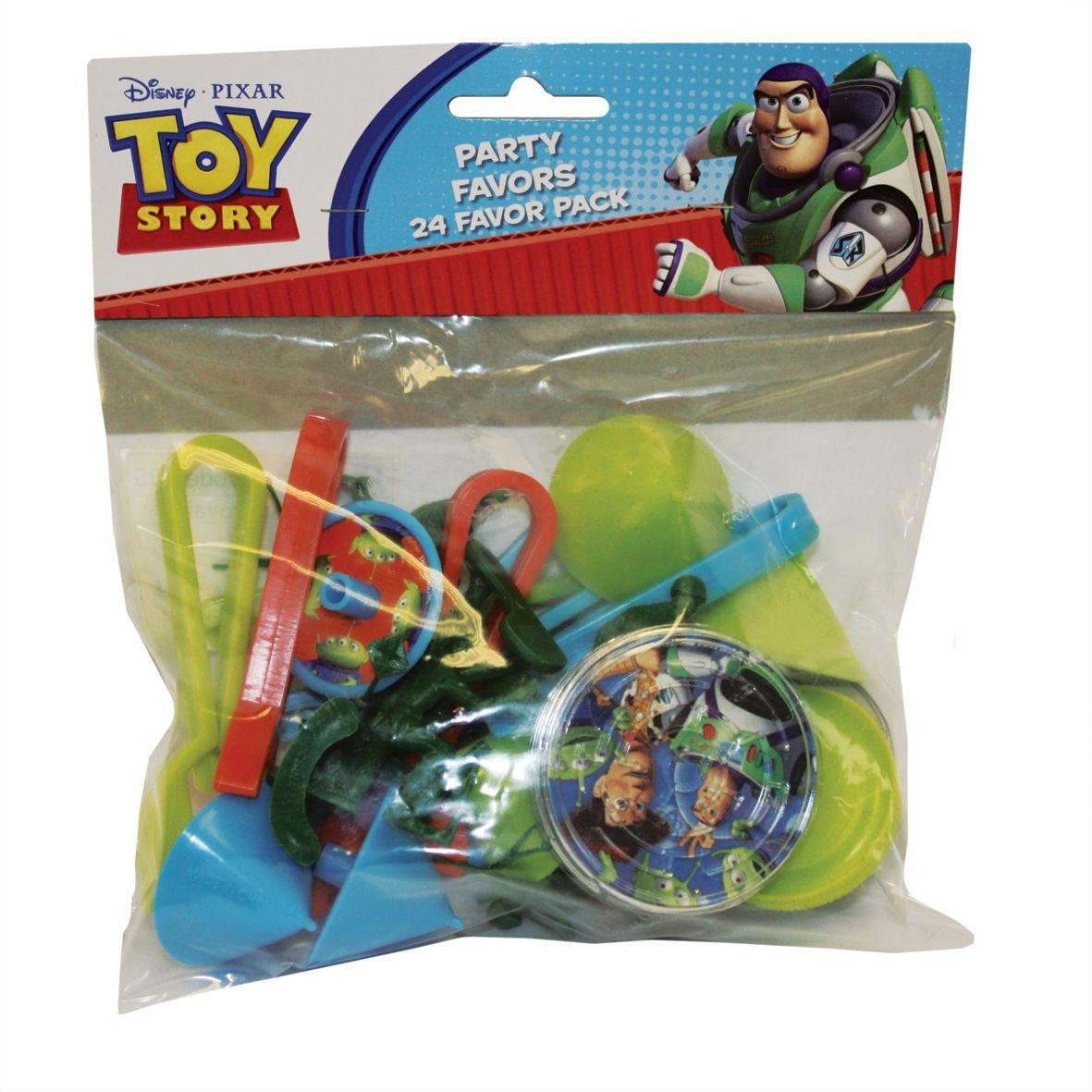 Image of Disney - Toy Story - Pack of 2 Party Favours for 12