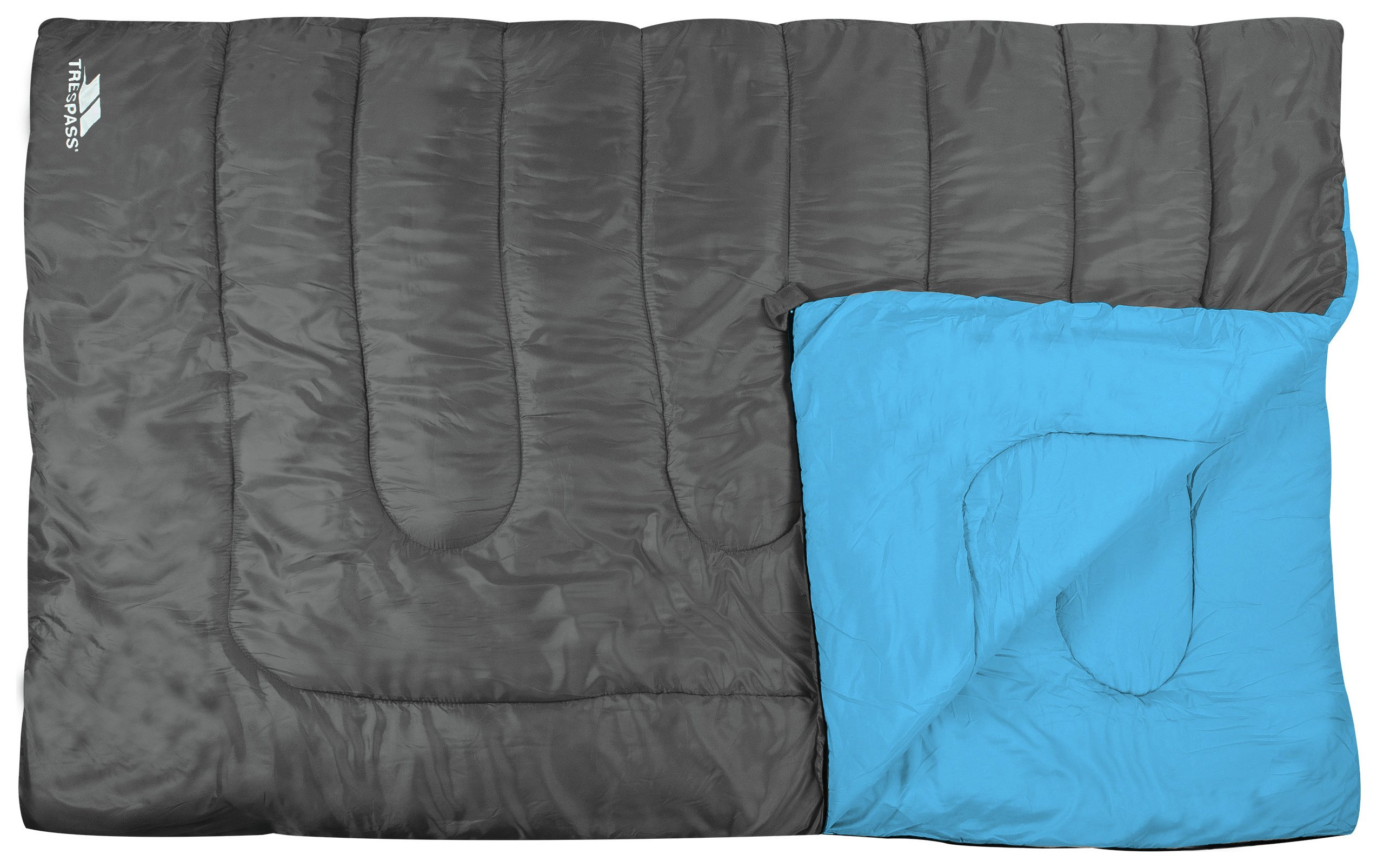 Image of Trespass - 400GSM - Double Envelope Sleeping Bag