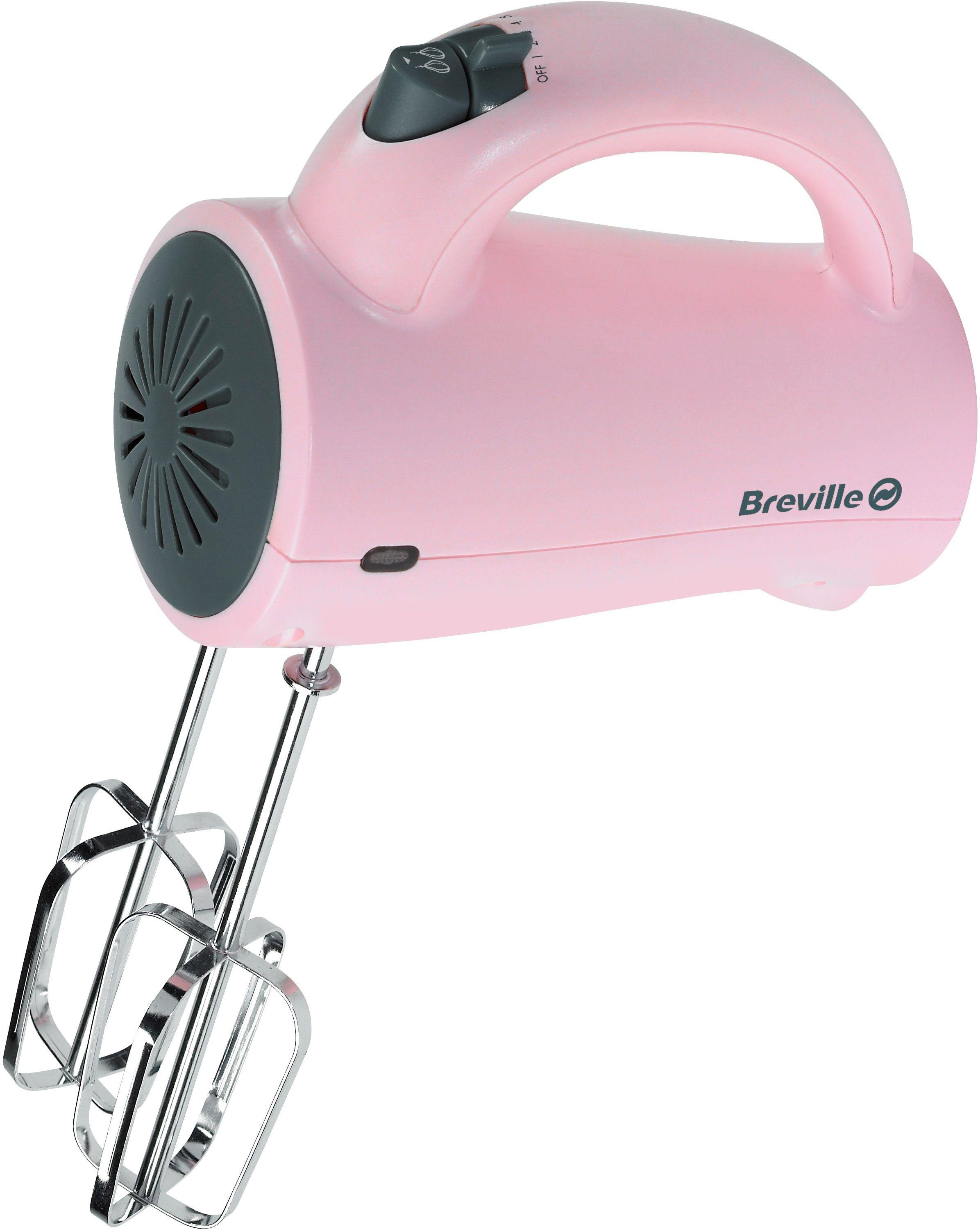 Breville – Pick and Mix – Hand Mixer – Strawberry and Cream