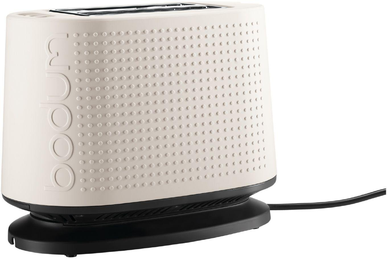 Image of Bodum - Bistro 2 Slice Toaster - White