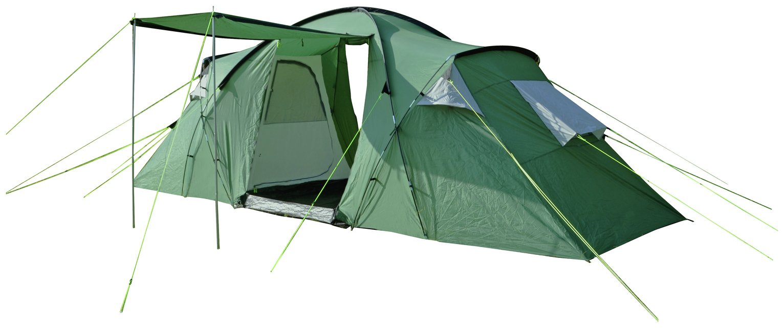 Trespass 6 Man 2 Room Tent