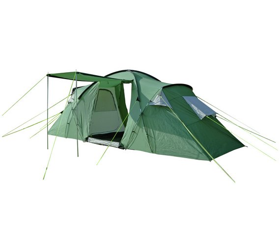 Buy Trespass 6 Man 2 Room Tent At Your Online Shop For Tents C