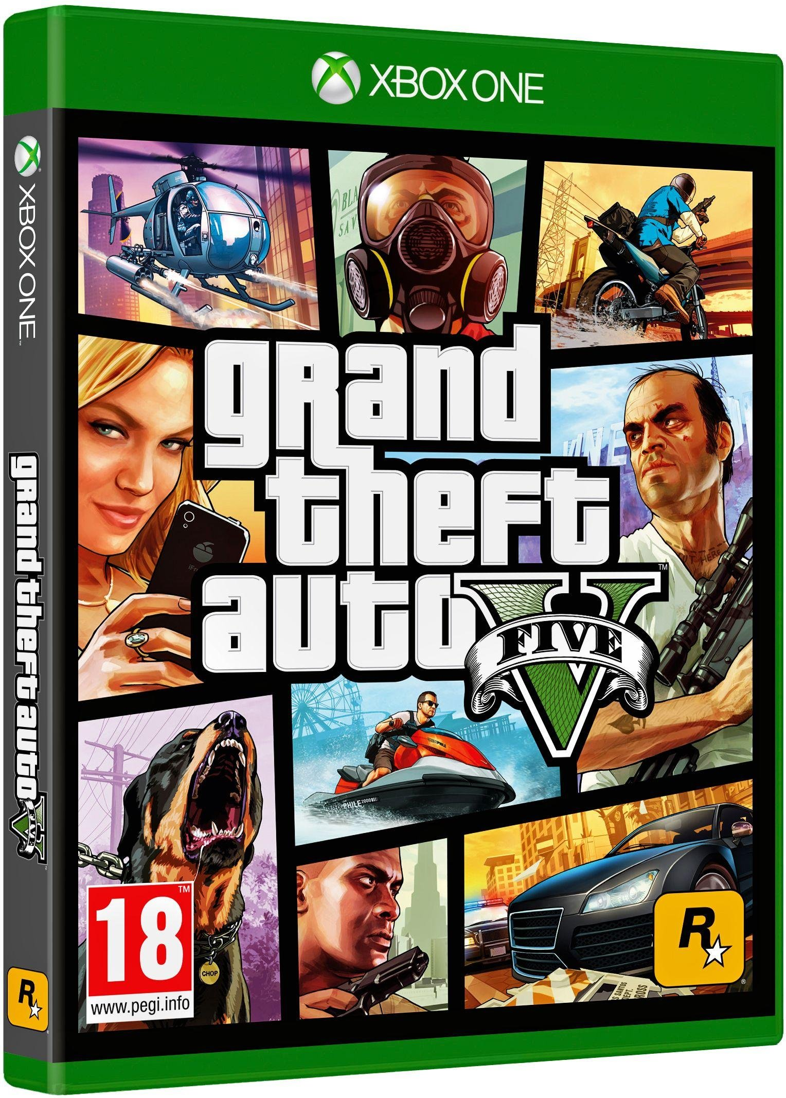 Click here for XBOX ONE  Grand Theft Auto V prices