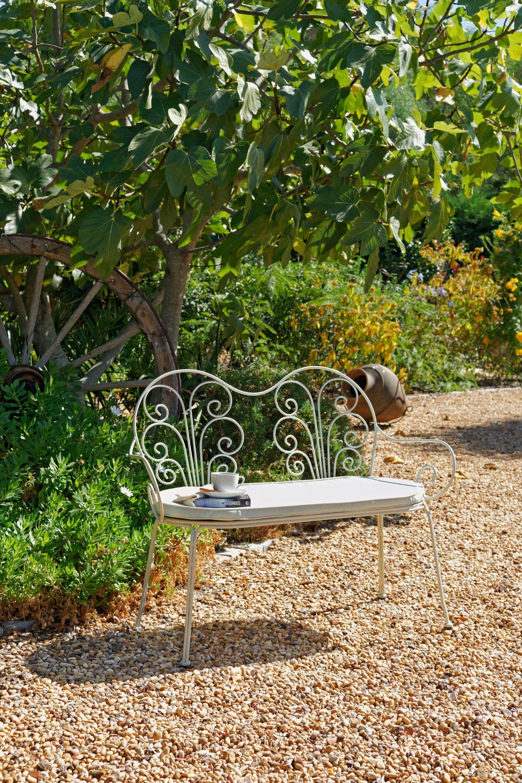 Argos Garden Bench: Buy Heart Of House Jasmin 4ft Metal Garden Bench With