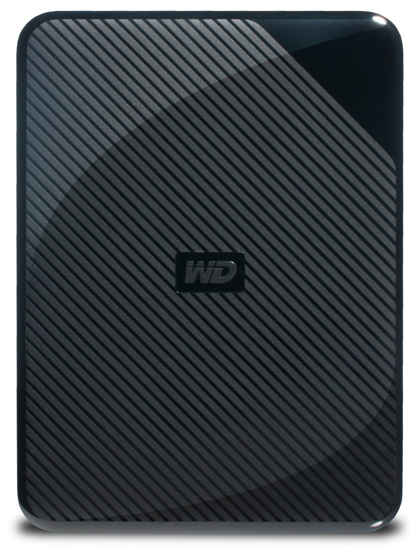 WD Passport 2TB Portable Gaming Hard Drive