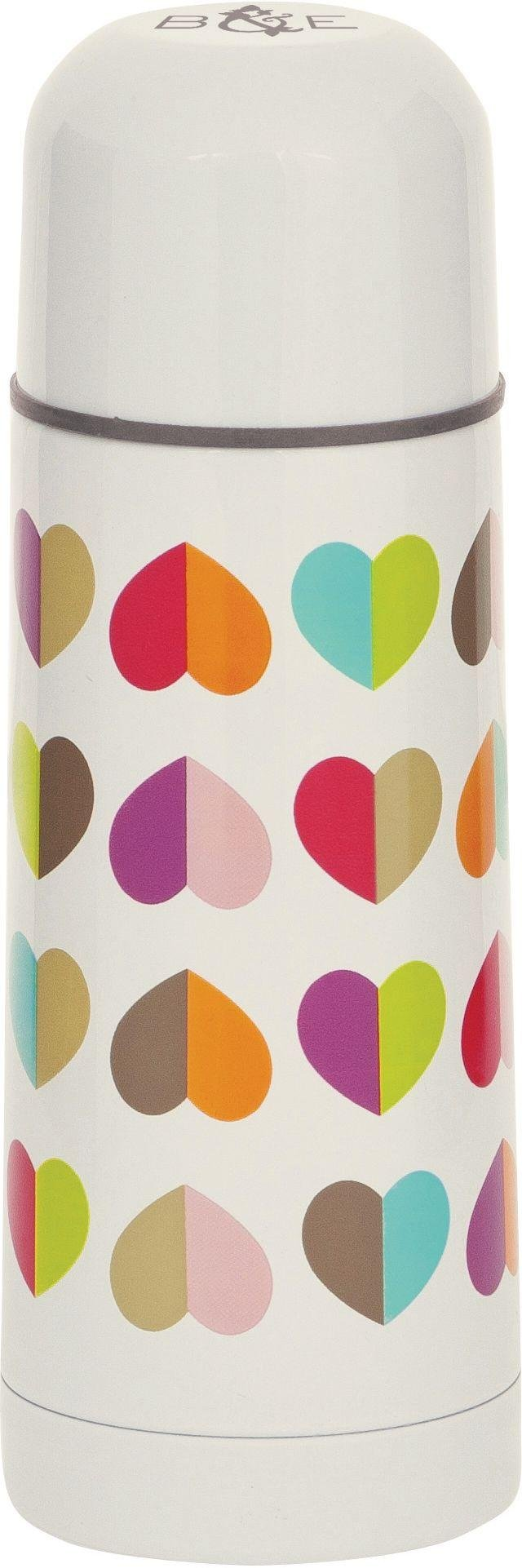 Image of Beau and Elliot - Confetti 350ml Vacuum Flask- Multicoloured