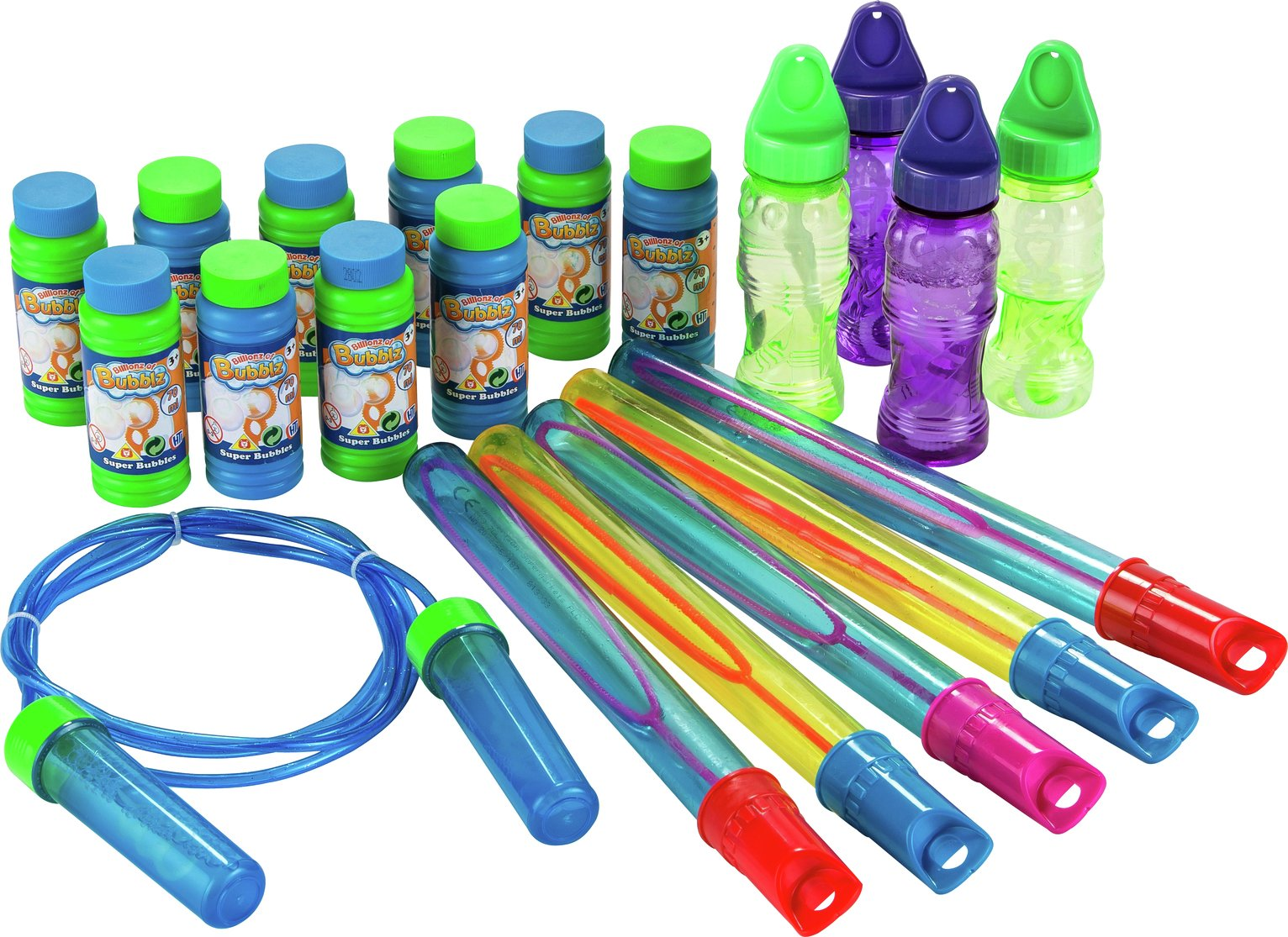 Image of Chad Valley 20 Piece Bubbles Party Set