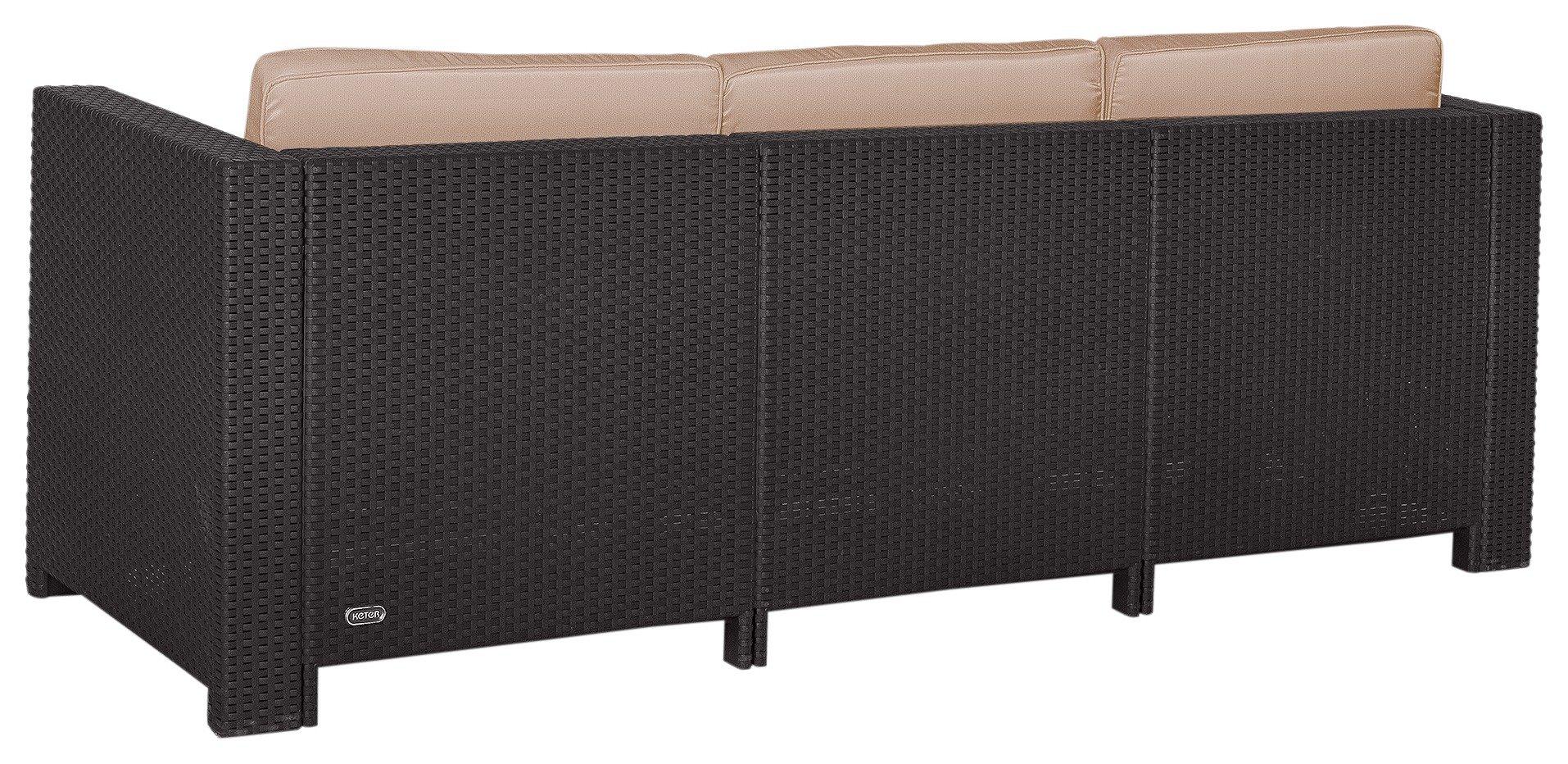 Garden Furniture Corner Sofa