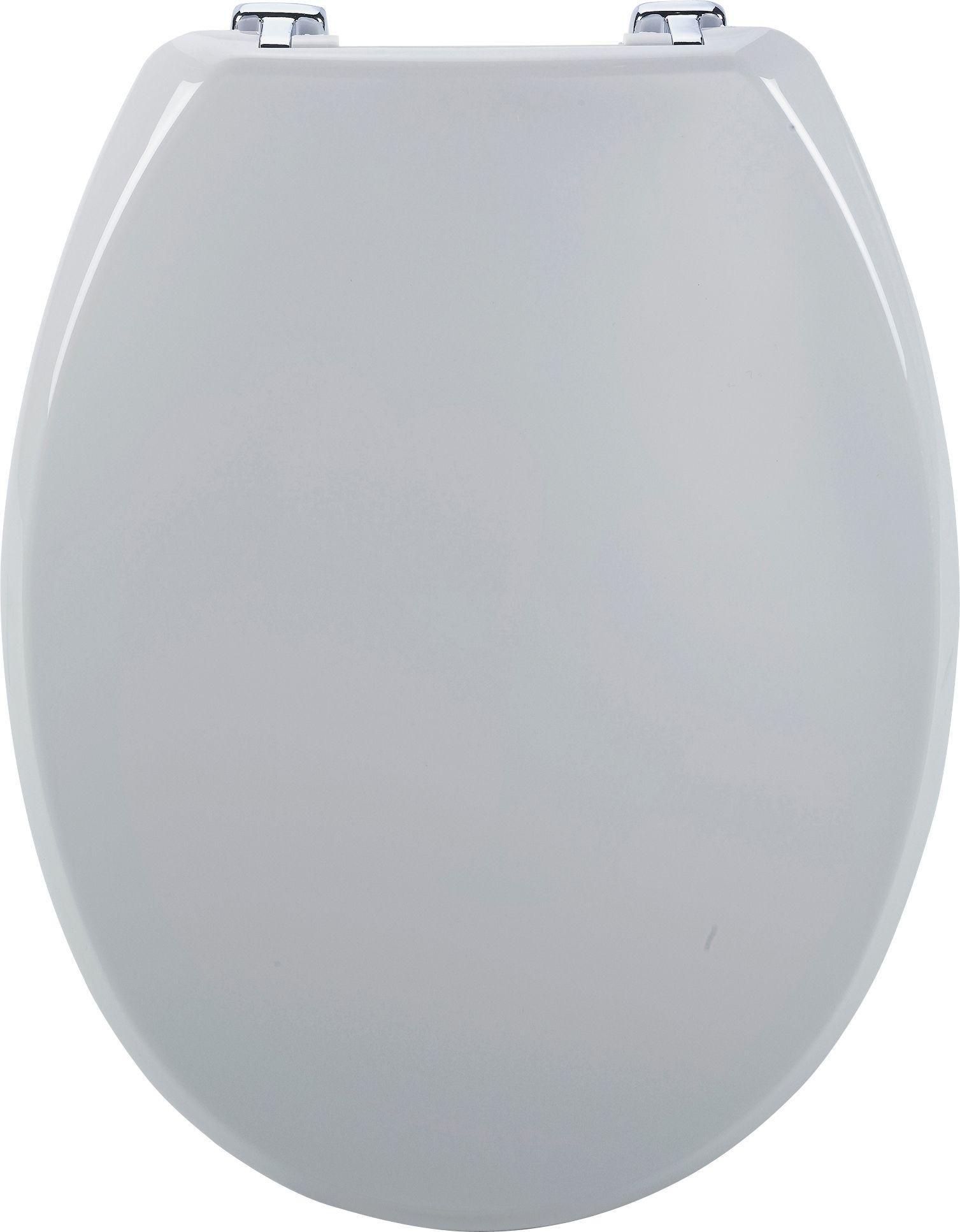 Image of Bemis - Buxton Statite - Toilet Seat - White