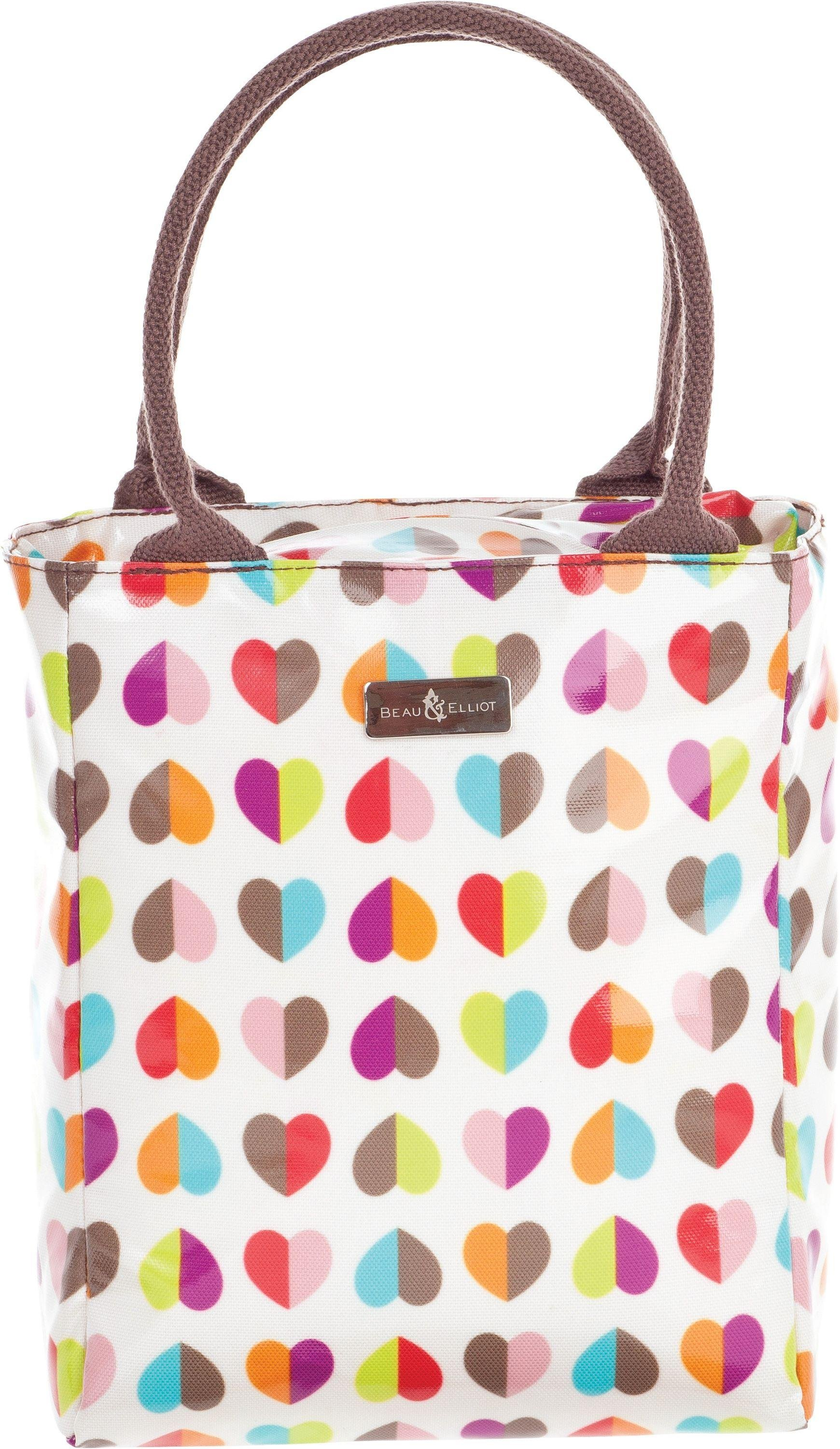 Image of Beau and Elliot - Confetti Insulated Lunch Bag - Multicoloured