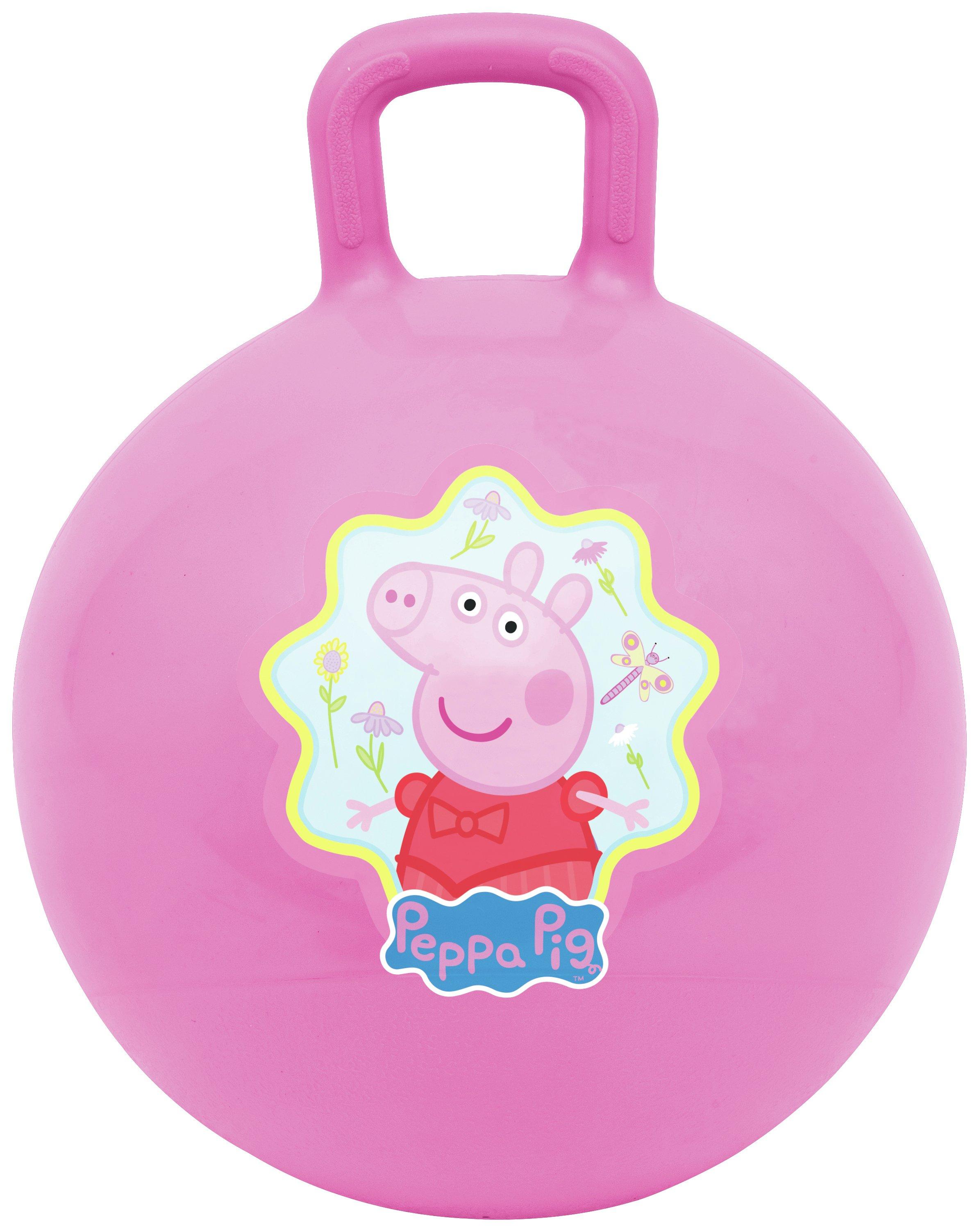 Peppa Pig Space Hopper.