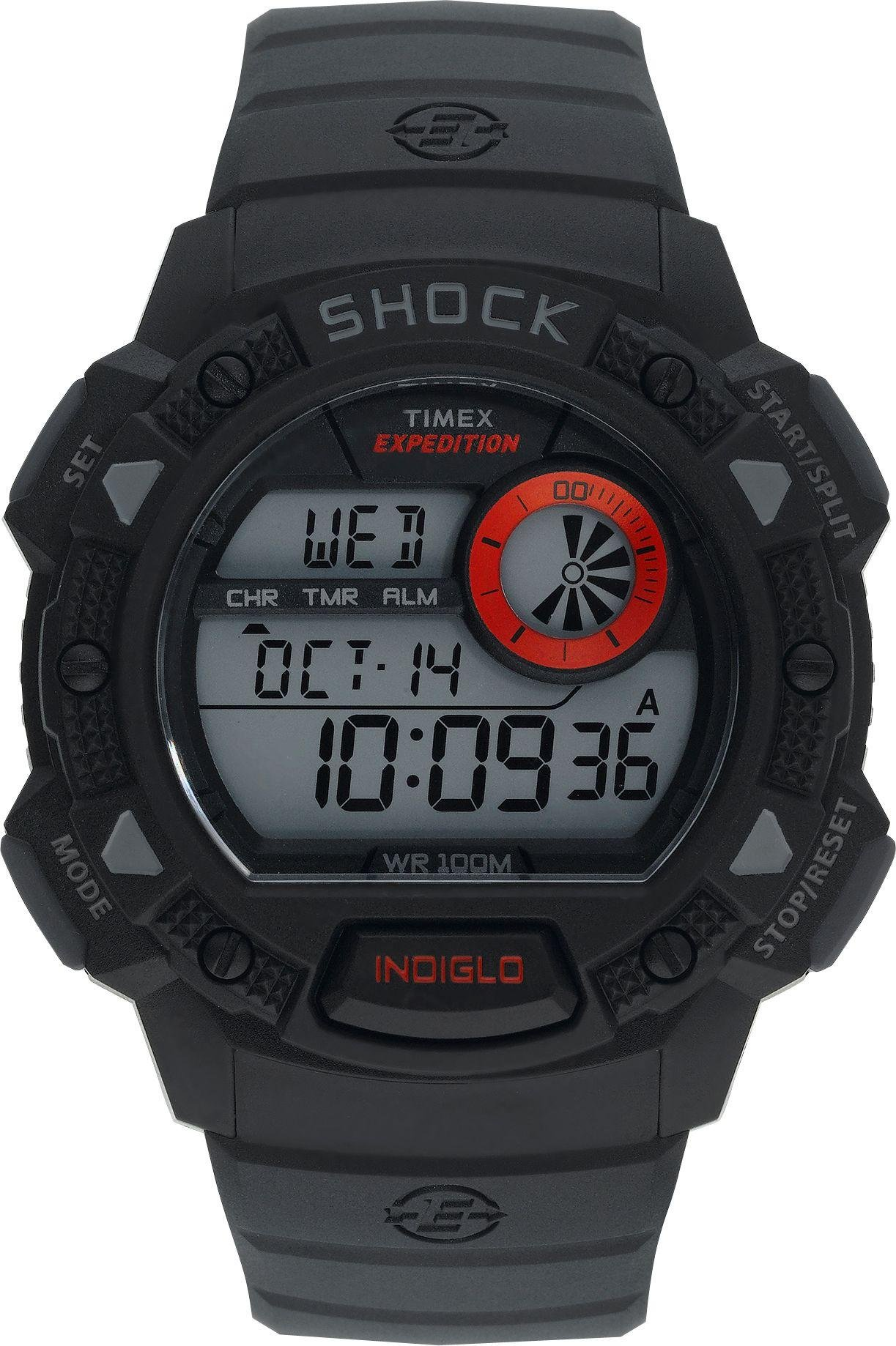 'Timex - Mens Expedition Base Shock - Watch