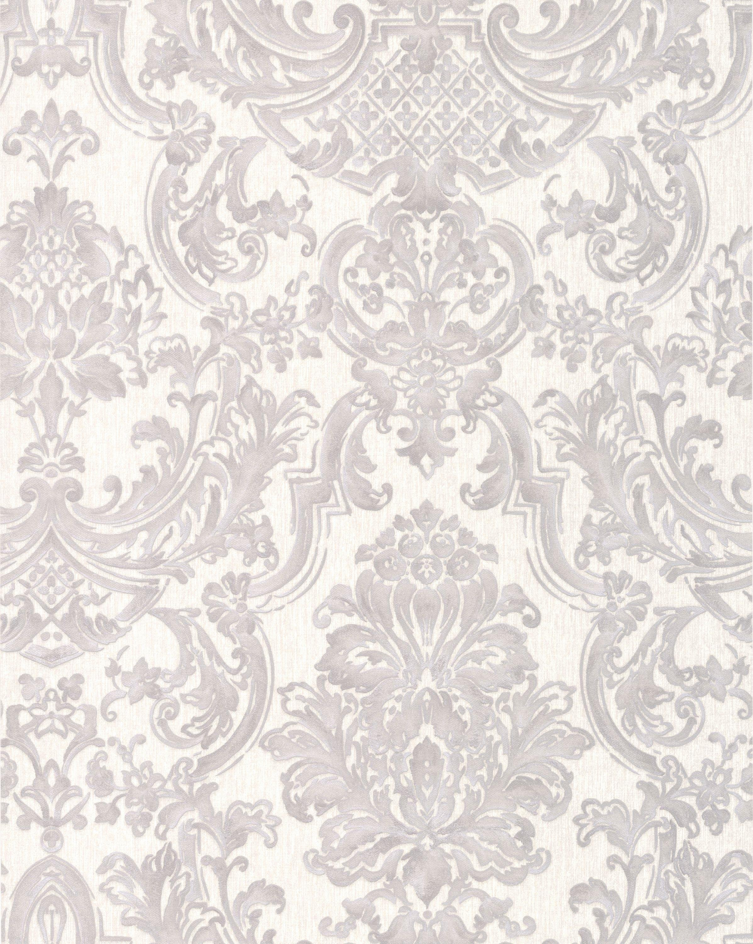 graham and brown wallpaper sample  montague silver.