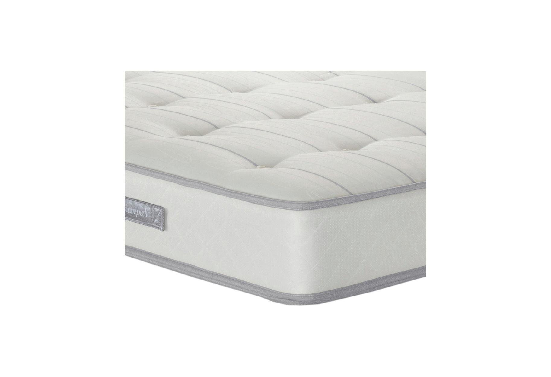 buy sealy memory foam firm ortho double mattress at argoscouk your online shop for mattresses bedroom furniture home and garden - Ortho Mattress