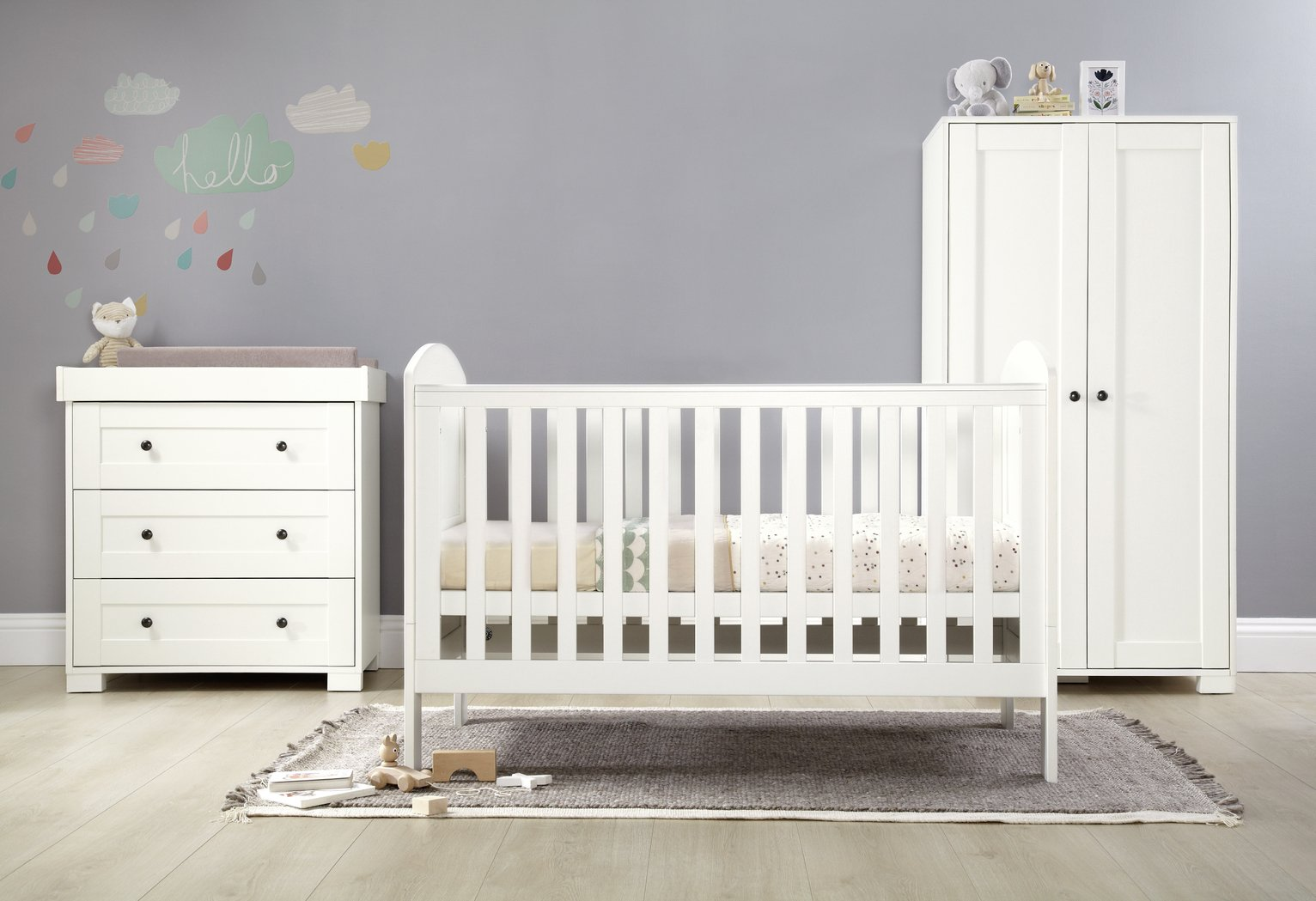 Cheap Nursery Furniture Sets Ireland snuzpod bedding set
