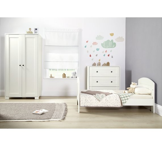 Buy Mamas Amp Papas Harrow 3 Piece Furniture Set White At