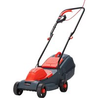 Sovereign 1000W 31cm Corded Rotary Lawnmower (Orange)