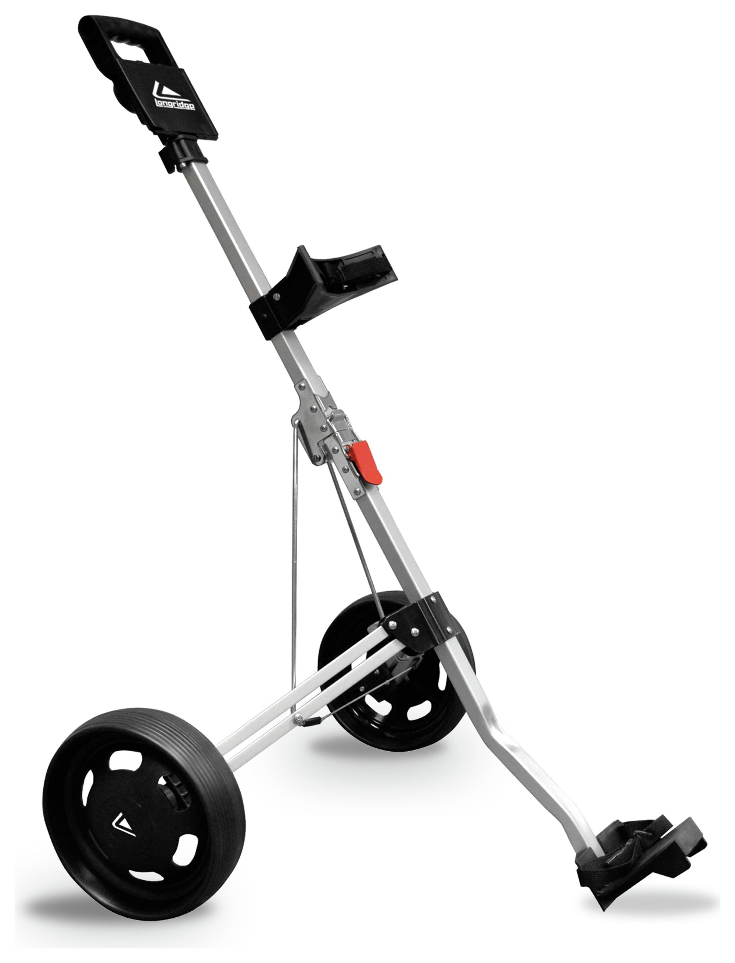 Longridge Micro-Lite Golf Trolley