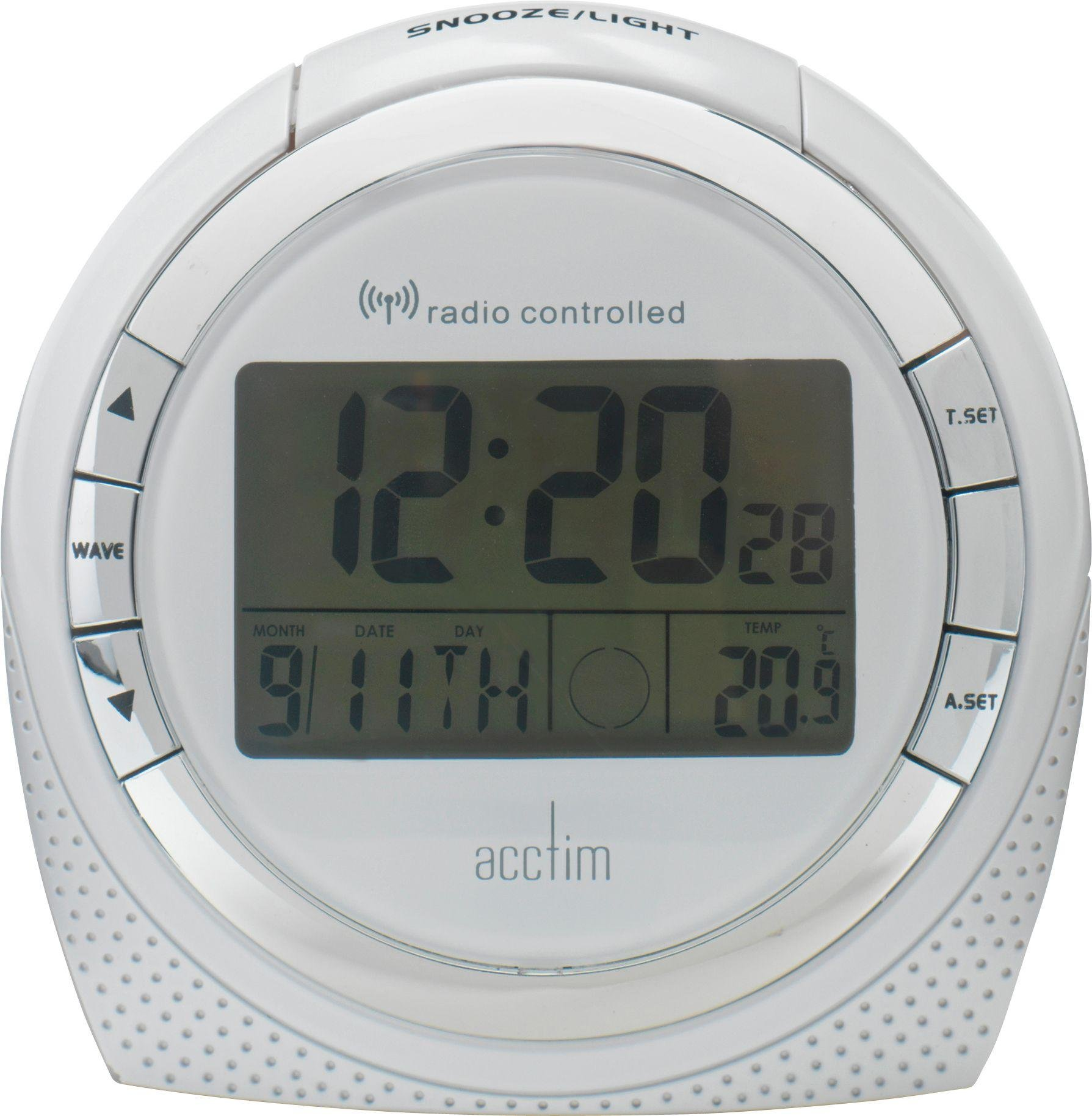 Acctim Radio Controlled Alarm Clock