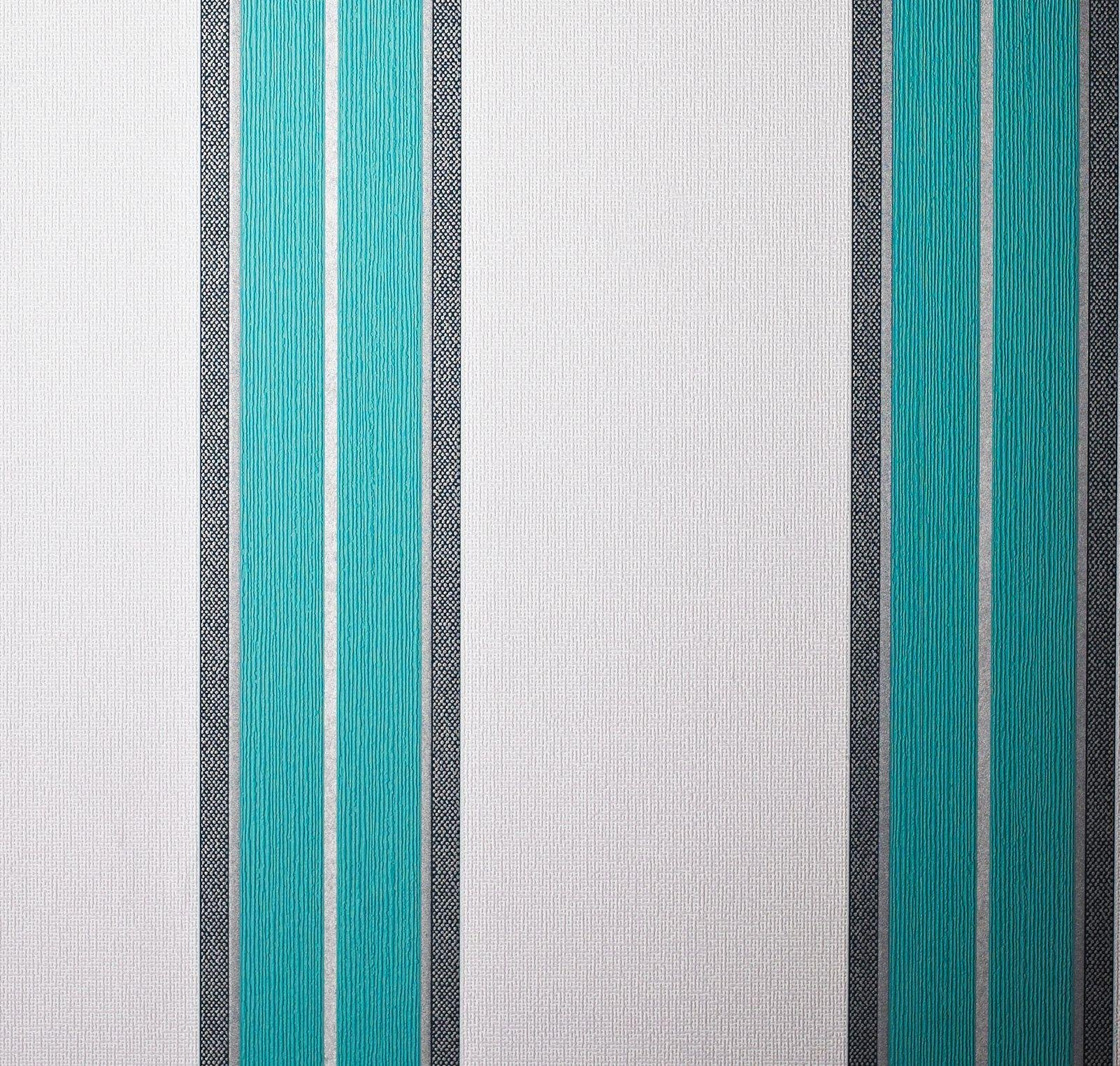 superfresco wallpaper sample  harlow teal.