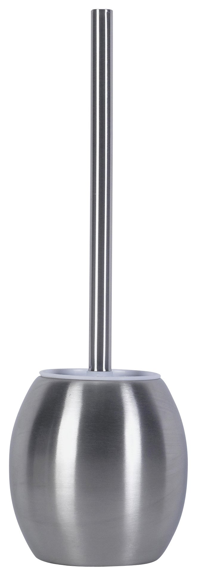 Argos Home Toilet Brush Holder - Stainless Steel