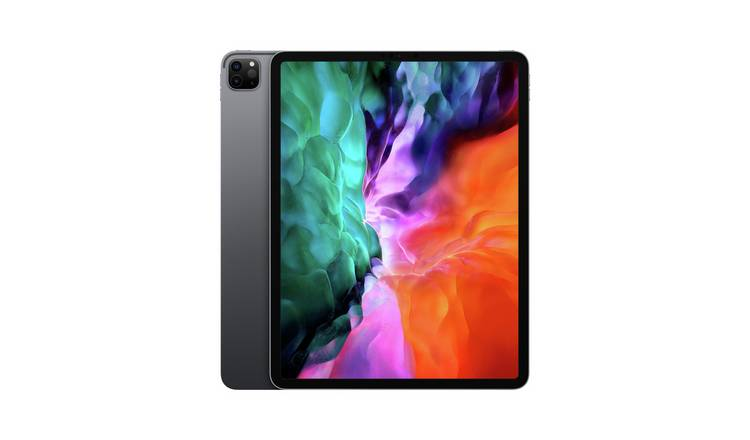 Apple iPad Pro 2020 12.9 Inch Wi-Fi 256GB - Grey