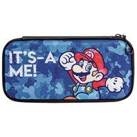 PDP Nintendo Switch Slim Travel Case - Mario Camo