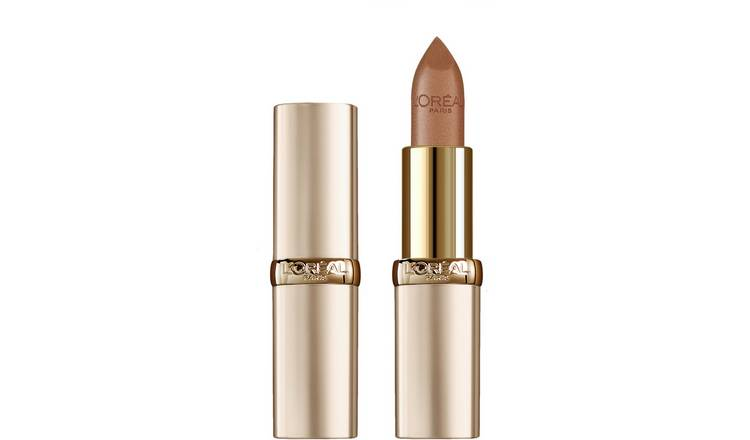 L'Oreal Paris Color Riche Satin Lipstick - Charmant Gold