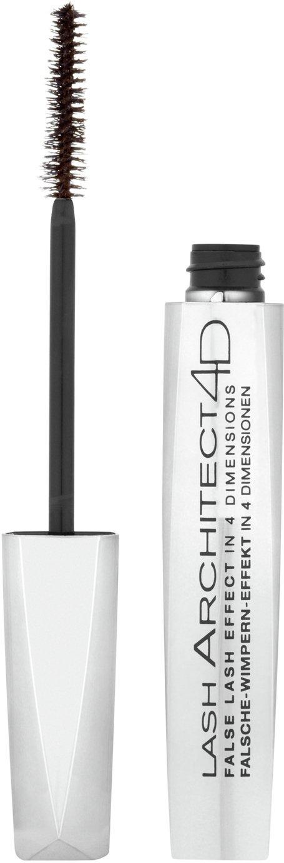 L'Oreal Paris Lash Architect 4D Mascara - Black