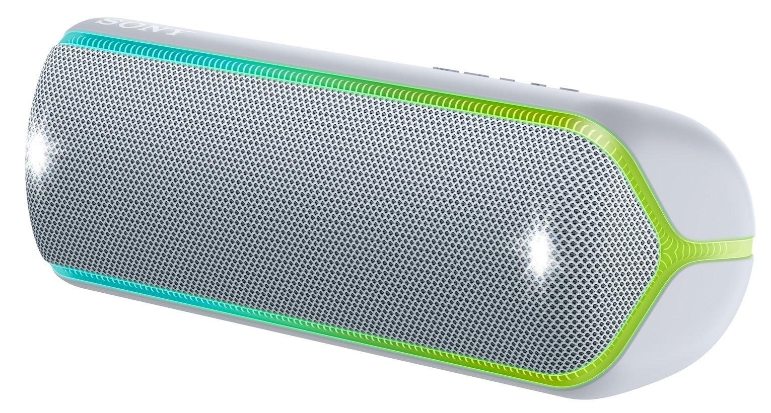 Sony SRS-XB32 Wireless Portable Speaker - Grey