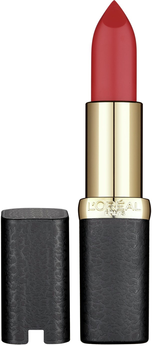L'Oreal Paris Color Riche Matte Lipstick - Paris Cherry 349
