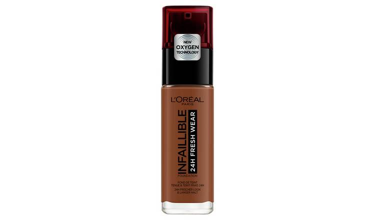 L'Oreal Infallible 24hr Foundation - 380 Espresso