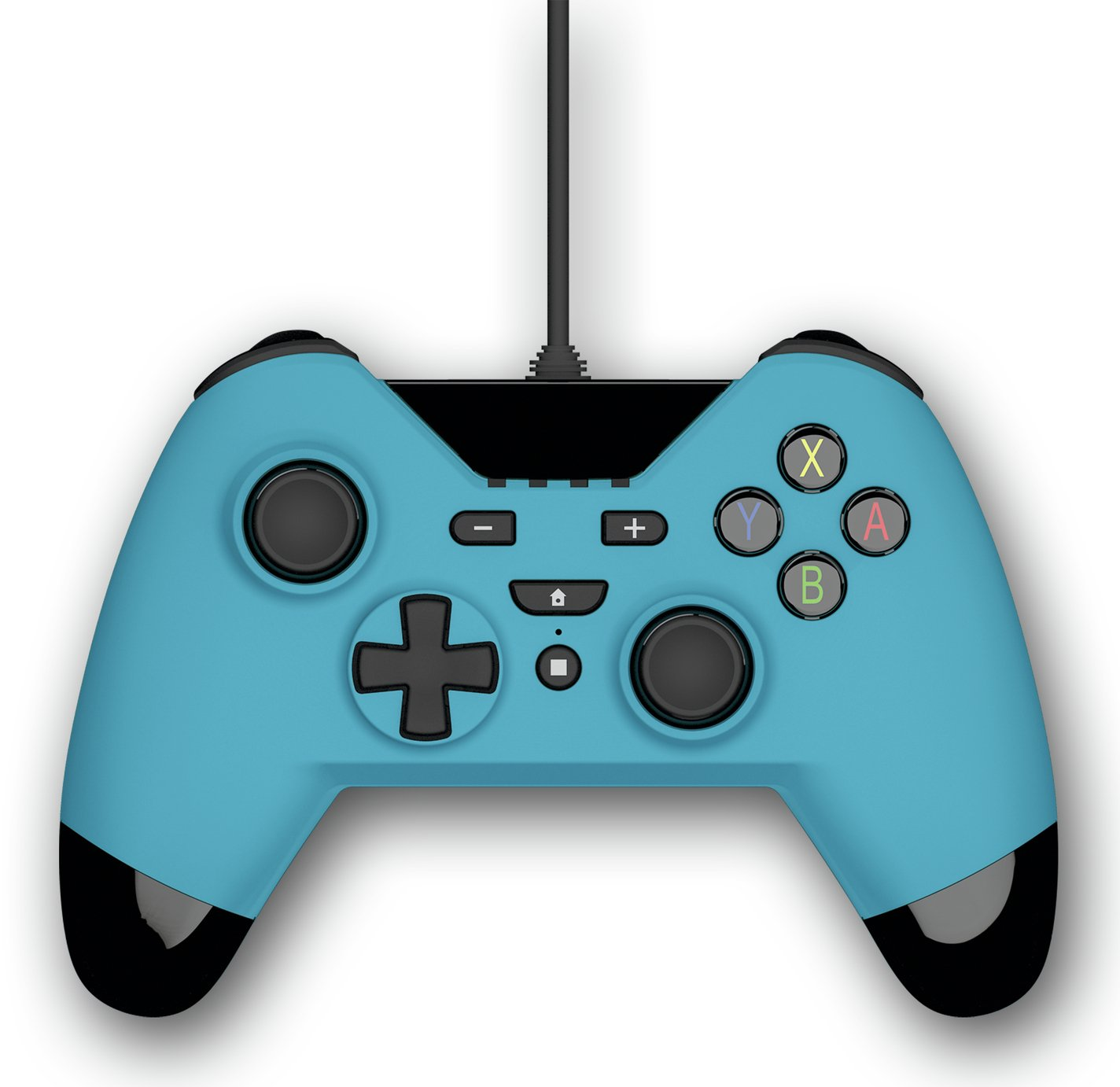 Gioteck WX-4 Wired Nintendo Switch Controller - Blue