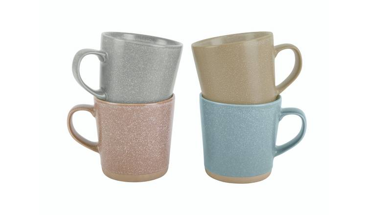 Habitat Roxy Set of 4 Mugs