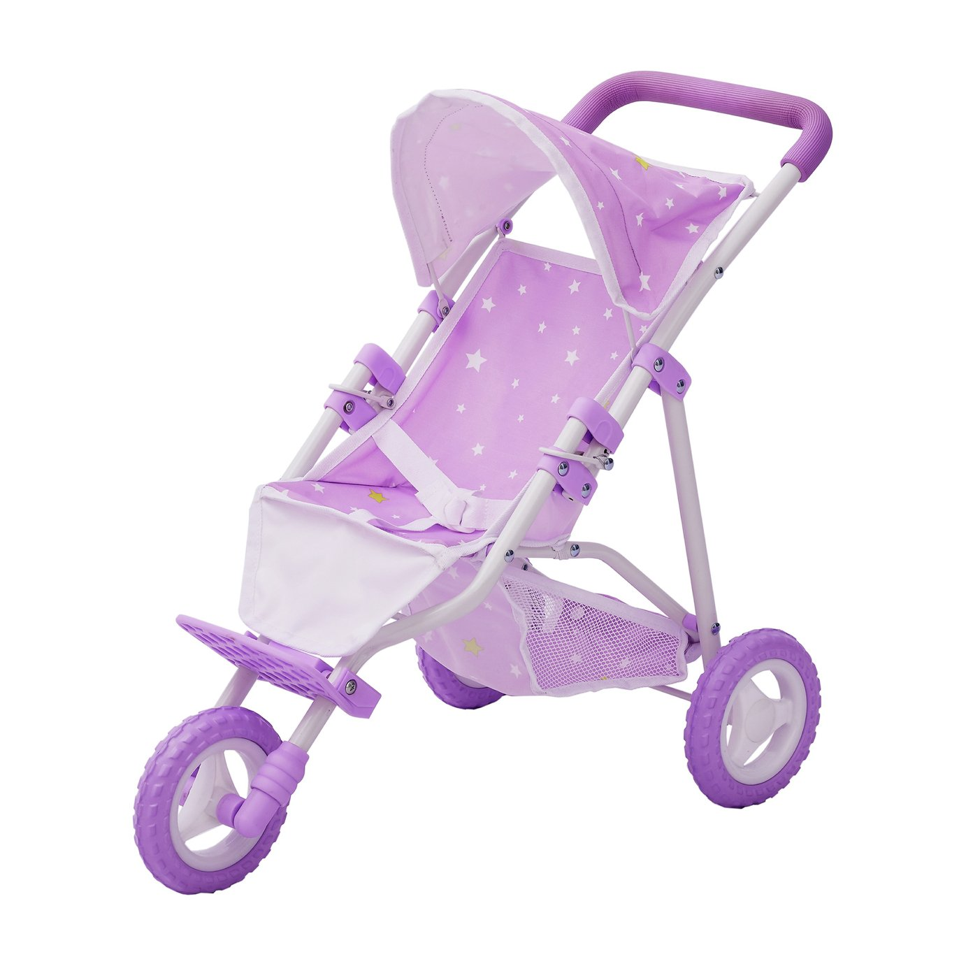 Olivias Little World Twinkle Stars Dolls Jogging Stroller