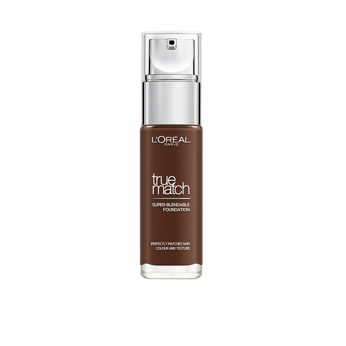 L'Oreal Paris True Match Foundation - Ebony 12N