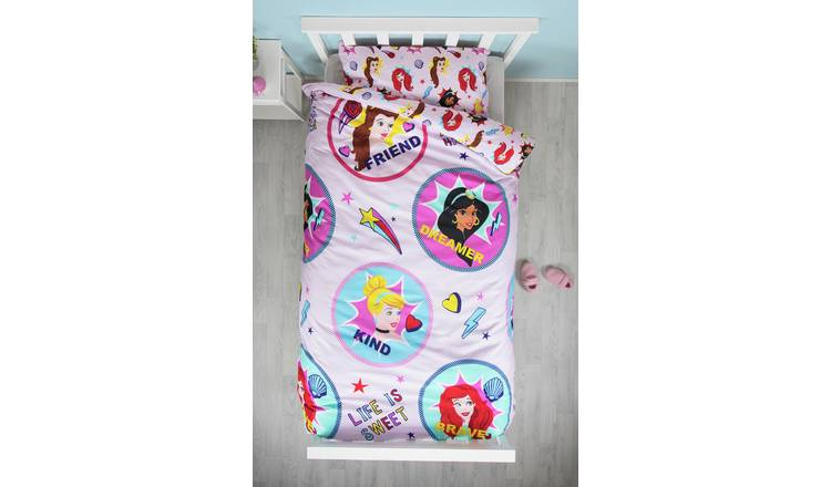 Disney Princess Fearless Bedding Set - Single