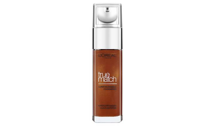 L'Oreal Paris True Match Foundation Espresso 10C - 30ml