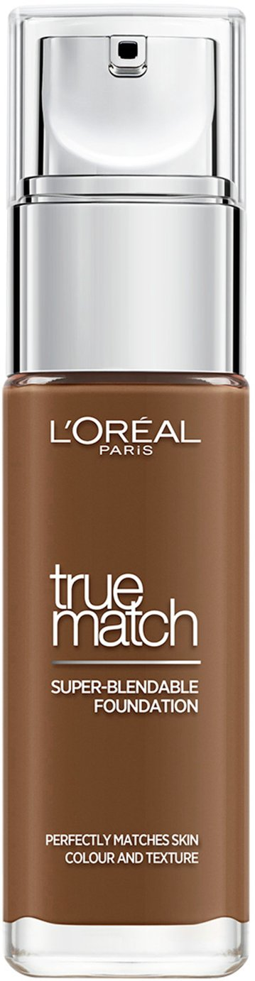 L'Oreal True Match Deep Coffee Foundation - N11