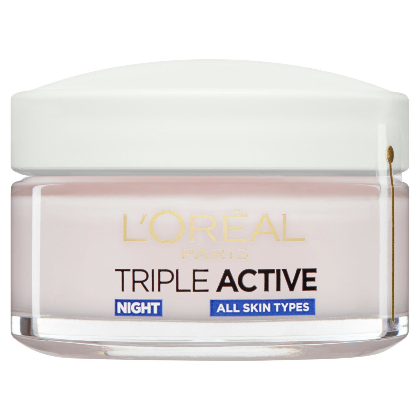 L'Oreal Paris Triple Active Night Moisturiser - 50ml