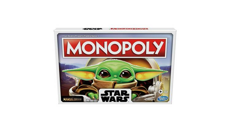 Monopoly: Star Wars The Child from Hasbro Gaming