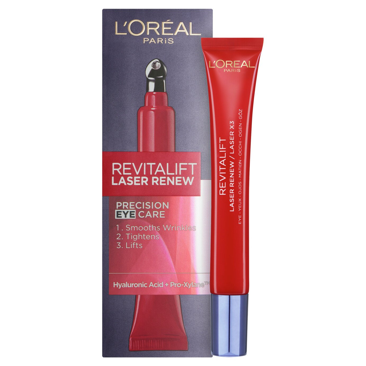 L'Oreal Paris Skin Laser Renew Eye Cream - 15ml