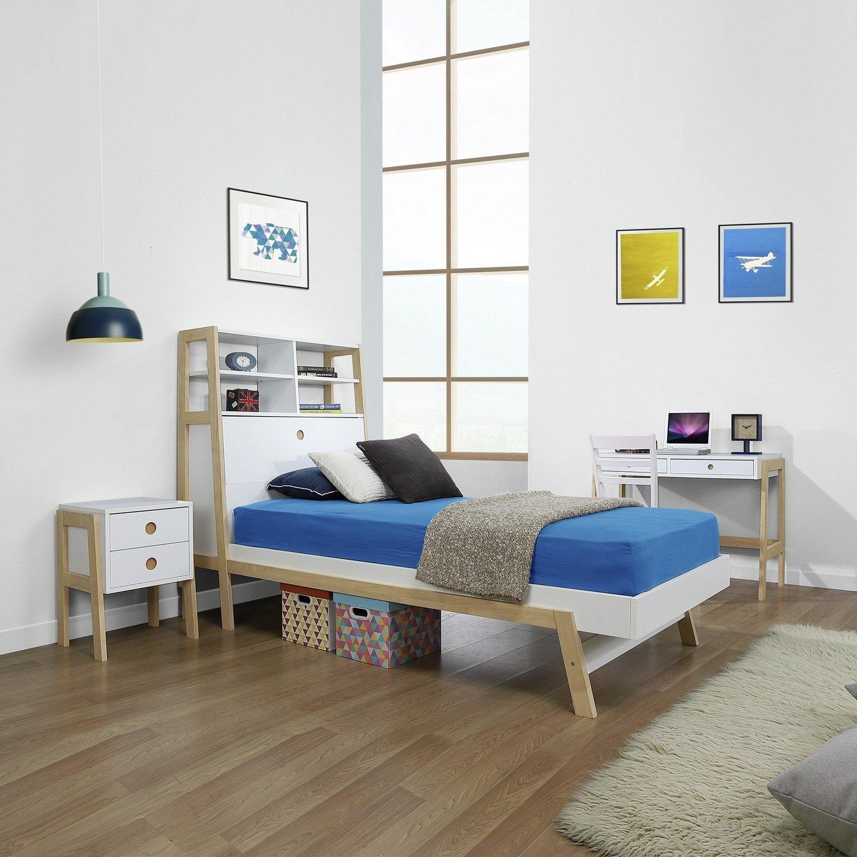 Jensen Storage Bed