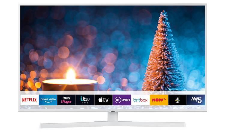 Buy Samsung 43 Inch UE43RU7410UXXU Smart 4K HDR LED TV | Televisions | Argos