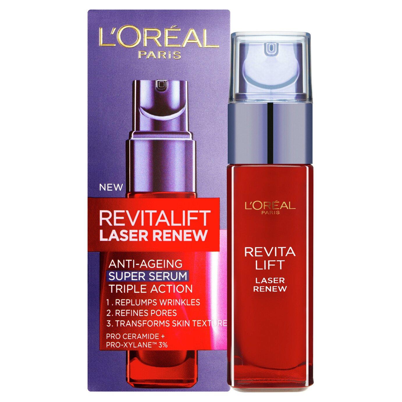 L'Oreal Paris Skin Revitalift Laser Renew Serum - 30ml